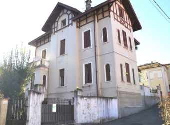 Villa in stile liberty, Verbania Intra