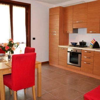 Appartamento in bifamiliare vista lago, Vignone