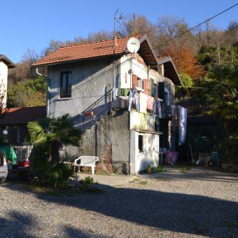 Casa indipendente da ristrutturare, Verbania Possaccio