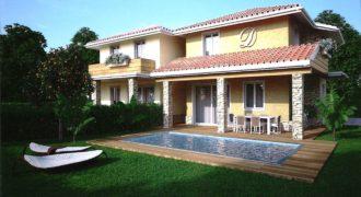 Villa di nuova costruzione, Verbania Pallanza