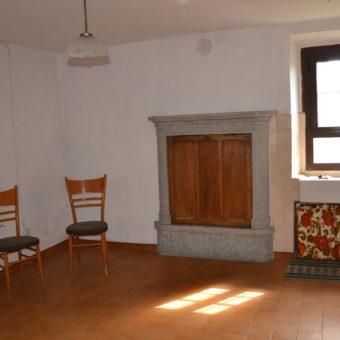 Casetta semi indipendente, Cossogno
