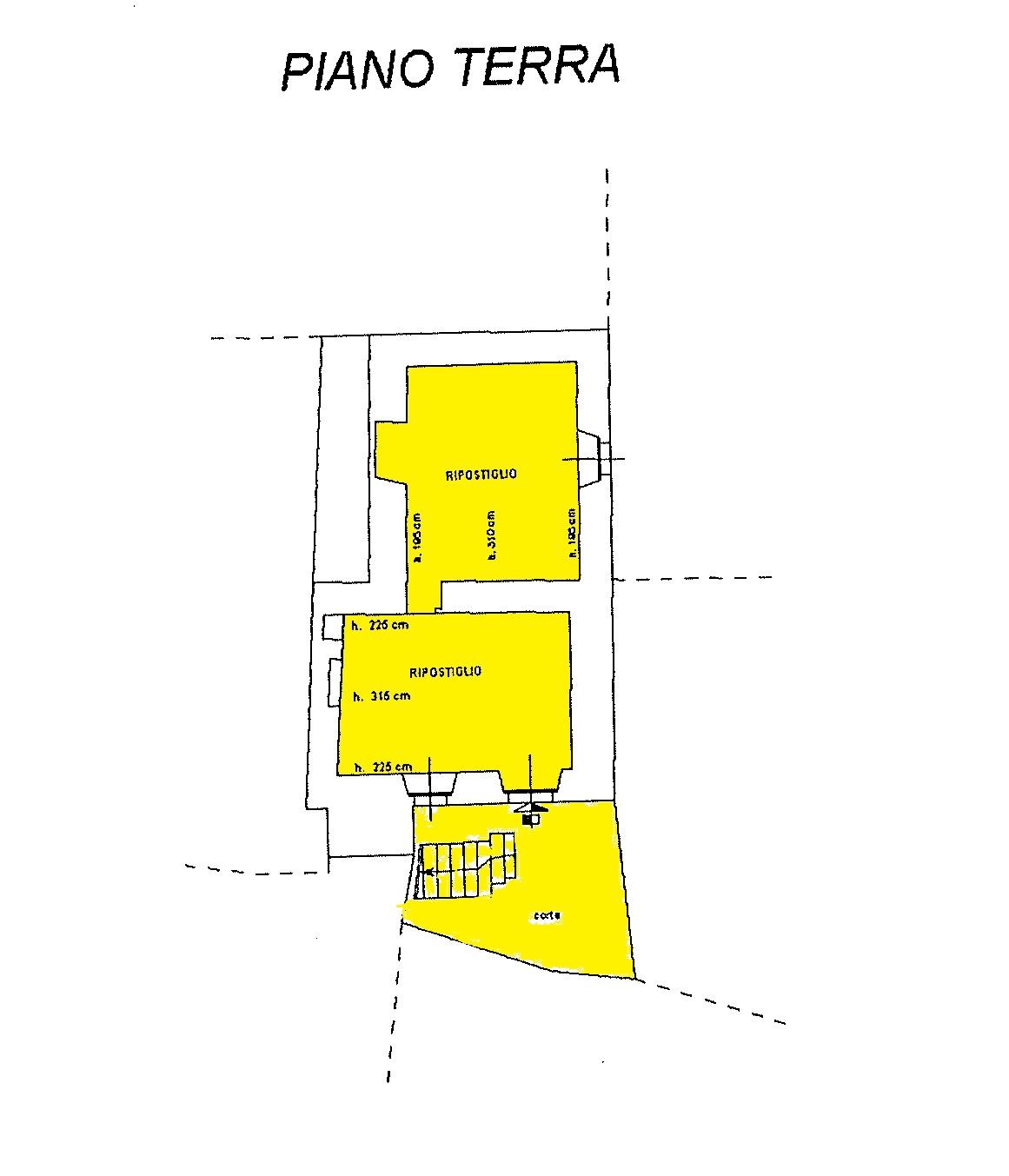 Casa semi indipendente ristrutturata, Ornavasso