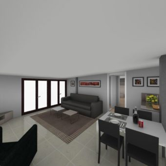 Appartamento di 4 locali in duplex, Verbania Intra