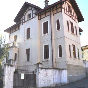 Villa in stile liberty, Verbania Intra