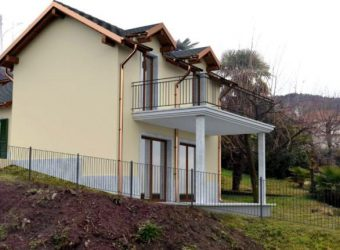 Villetta di nuova costruzione, Bieno