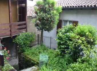 Bilocale con giardino privato, Ghiffa Susello