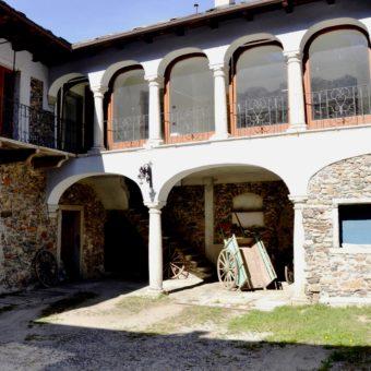 Casa semi indipendente in antico monastero, Anzola