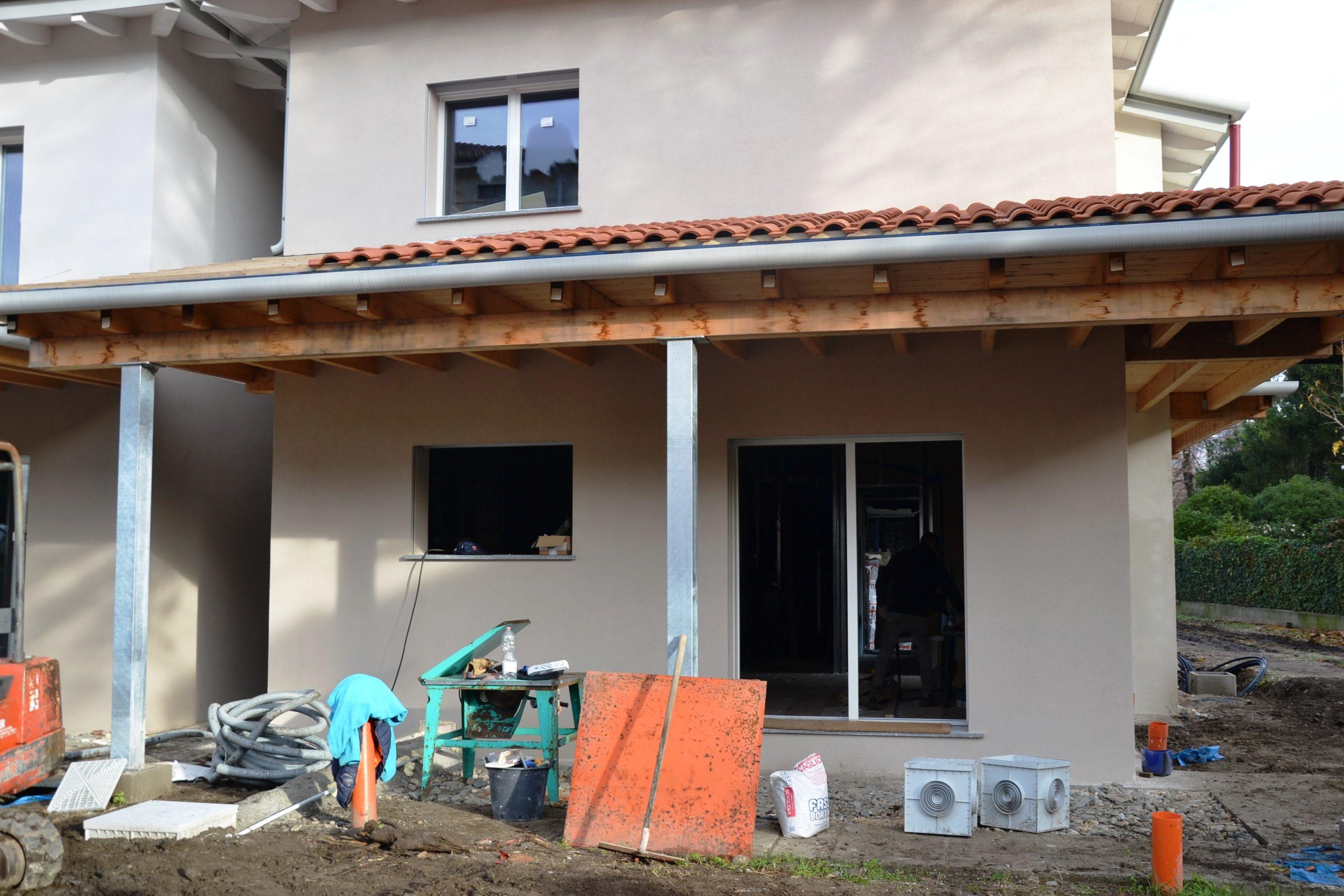 Foto Villa, in costruzione, Pallanza centro