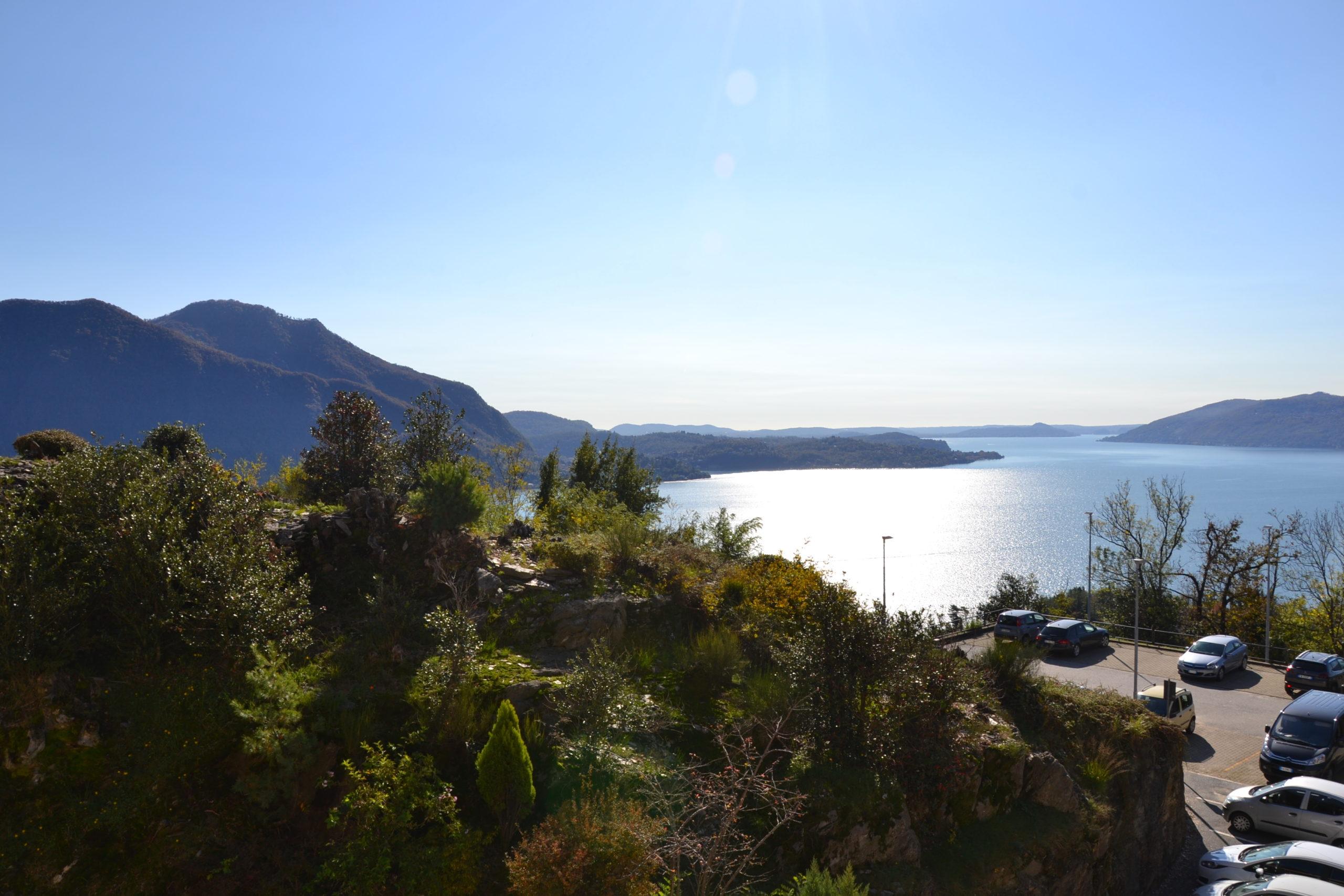 Trilocale con splendida vista lago, Ceredo