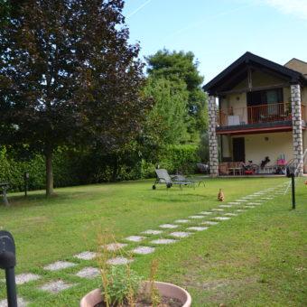 Villa singola con ampio giardino, Baveno Feriolo