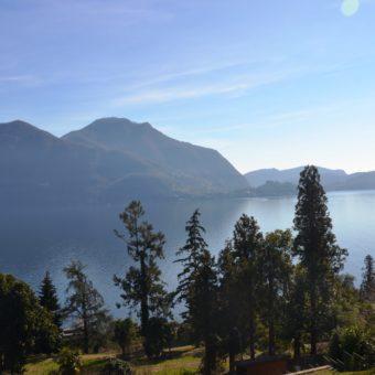 Porzione di casa con vista lago, Biganzolo