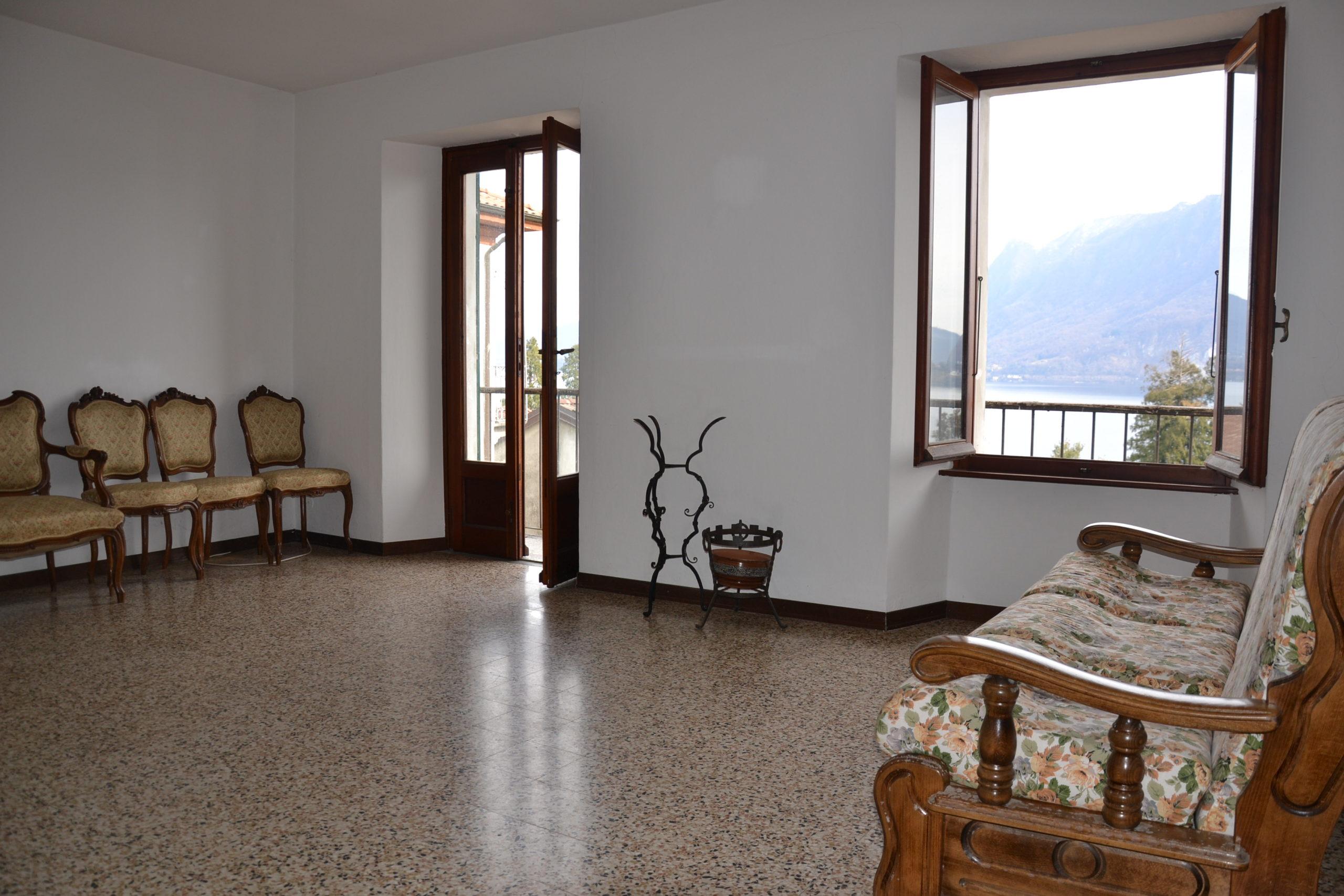 Foto Porzione di casa con vista lago, Biganzolo