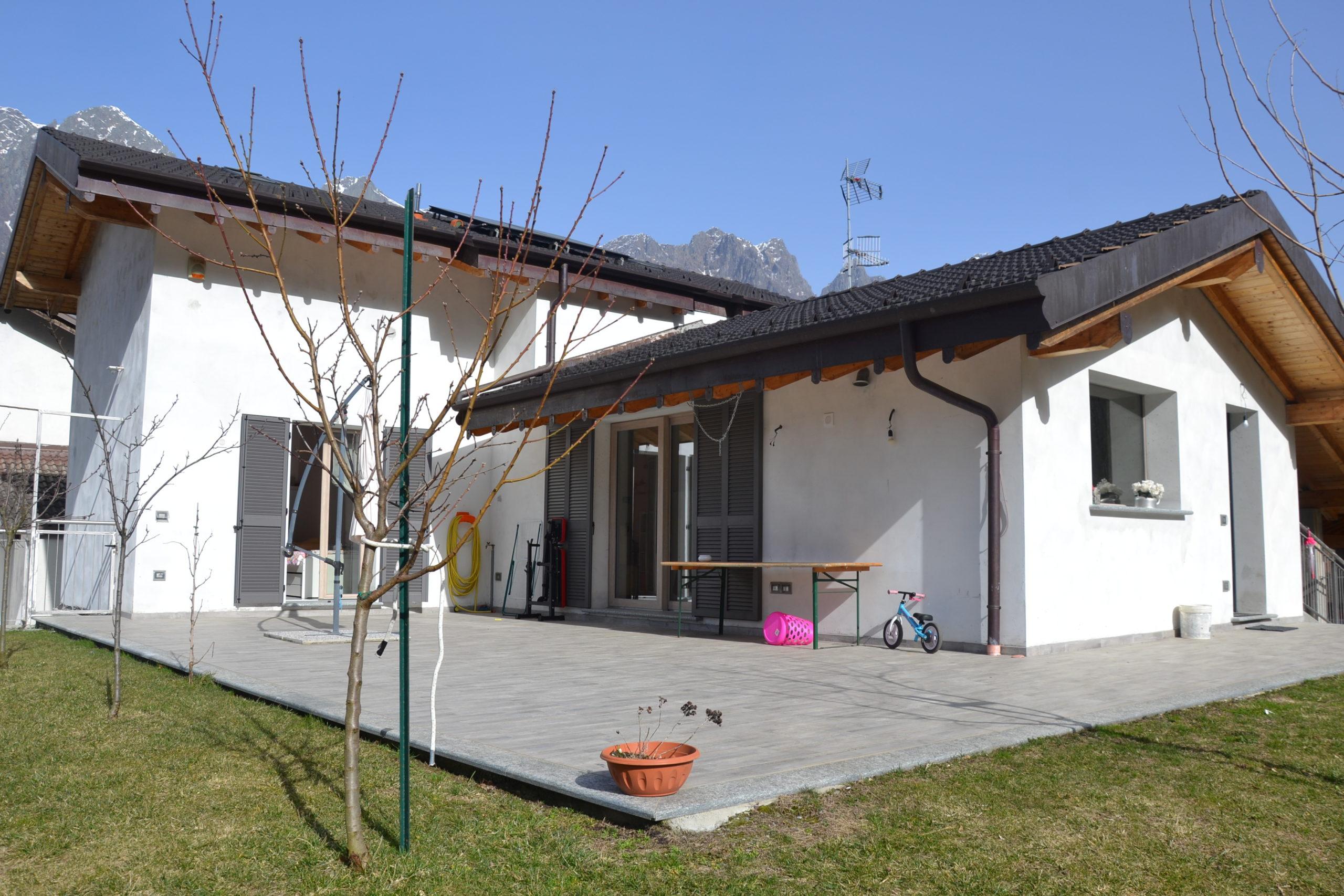 Moderna Villa indipendete, Migiandone