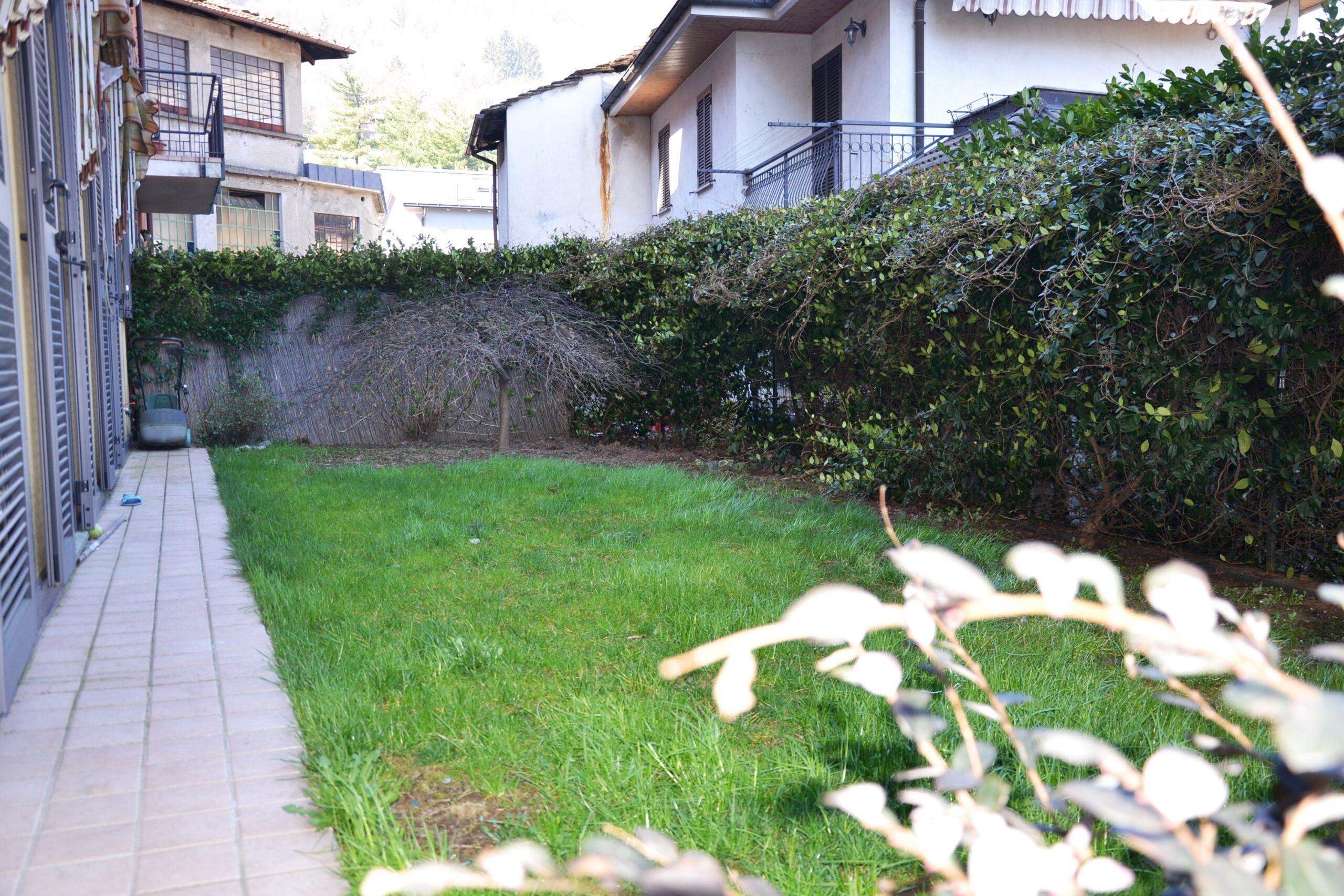 Quadrilocale con giardino, Ornavasso
