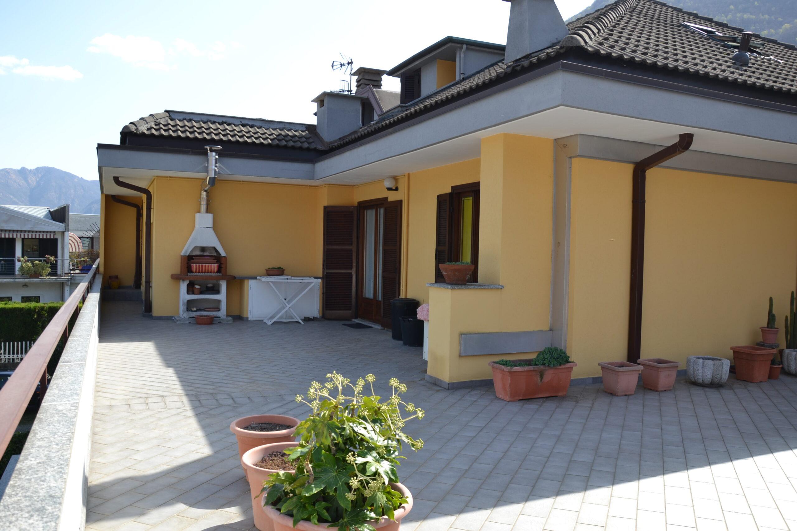 Appartamento con terrazzo, Ornavasso