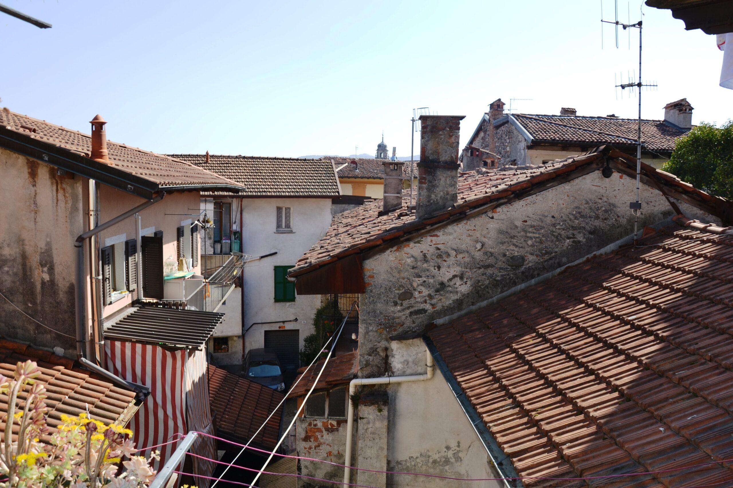 Bilocale in centro storico, Pallanza