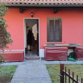 Villa a schiera, Casale Corte Cerro