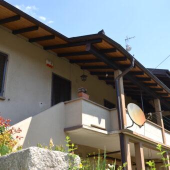 Casa semi indipendente con terrazzi, Cossogno