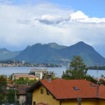 Trilocale con vista lago, Baveno