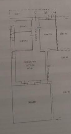 Trilocale con terrazzo e box doppio, Arizzano