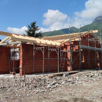 Villa di nuova costruzione, Gravellona Toce