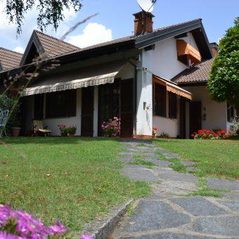 Villa semi indipendente, Feriolo
