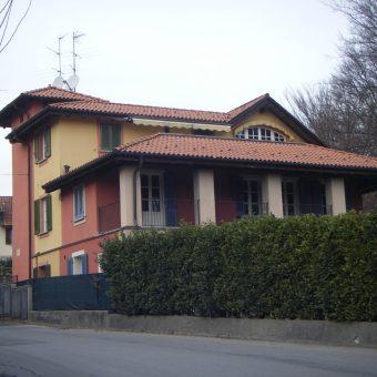 Trilocale con terrazzo e box, Vezzo di Gignese