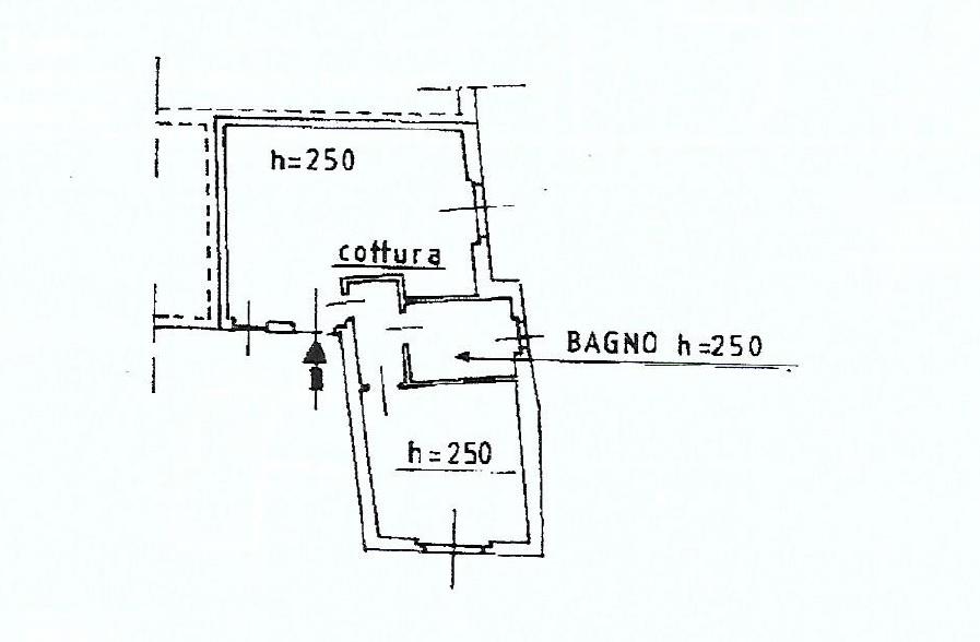Casa bifamigliare con box auto, terrazzo e cortile