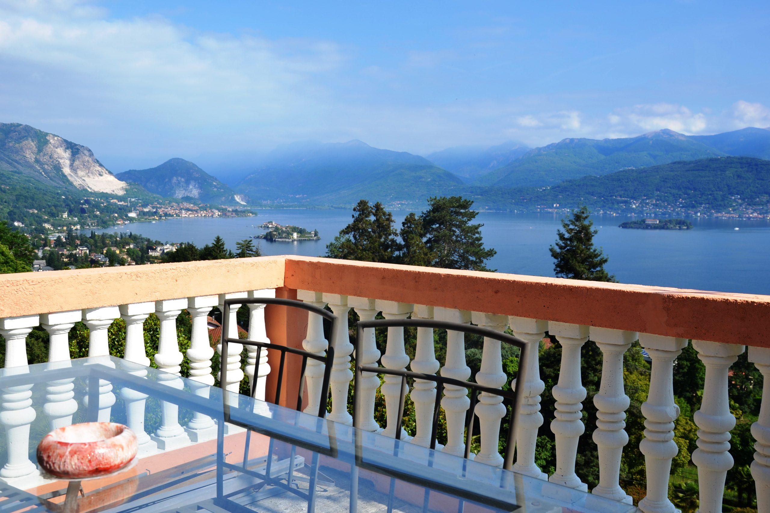 Villa storica con splendida vista lago e parco, Stresa
