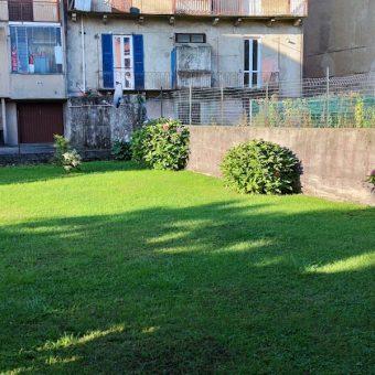 Bilocale con terrazzo, giardino e box, Gravellona Toce