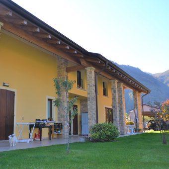 Villa indipendente con giardino, Gravellona Toce